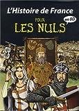 Coffret Histoire de France en BD (tome 1 à 3) pour les Nuls de Hervé LOISELET (29 novembre 2012) Relié