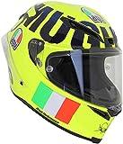 AGV - Casco de moto Corsa R E05,edición limitada, Rossi Mugello 2016, talla S