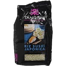 Tanoshi Riz Sushi 450 g - Lot de 6