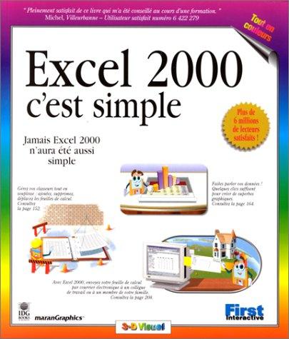 Excel 2000, c'est simple par MaranGraphics