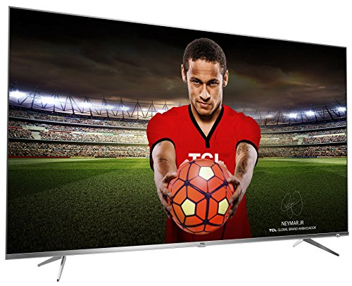 TCL 43 DP 640-108 cm  43 Zoll  TV  4K Ultra HD  HDR  Smart TV  WLAN