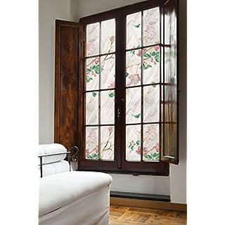 Artscape Wild Rose Window Film 61 x 92 cm