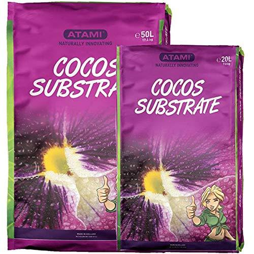 Atami Substrat de coco 20 litres - Fibre de coco