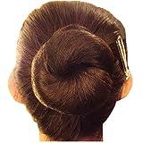 Haarnetz, unsichtbar, wiederverwendbar, elastischer Rand, 50,8 cm, leicht, braun, 20'