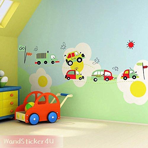 wandsticker4u-vinilos-decorativos-tututu-via-efecto-de-140-cm-x-50-cm-diseno-vehiculos-truck-bus-de-