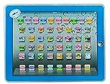 Y Pad in blau für Kinder um Englisch zu lernen, English learning Tablet Computer Machine Spielzeug toy, von Kobert Goods
