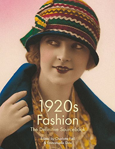 1920s Fashion: The Definitive Sourcebook por Emmanuelle Dirix