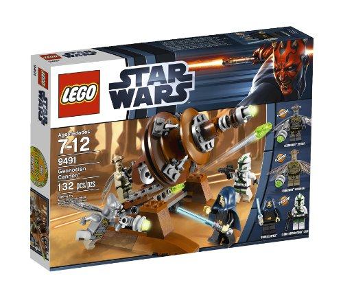 Stars Wars - Geonosian Cannon - 9491