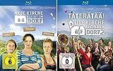 Die Kirche bleibt im Dorf - Teil 1 & 2 im Set - Deutsche Originalware [2 Blu-rays]