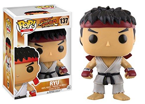 Funko Pop Ryu (Street Fighter 137) Funko Pop Street Fighter