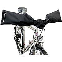NC-17 Connect Schutzhüllen für E-Bike Lenker und Fahrrad Sattel/Handlebar und Seat Cover 2.0/Lenkerschutz, Sattelschutz, Schutzhaube für Fahrrad Lenker und Sattel/wasserdicht/One Size/Nylon