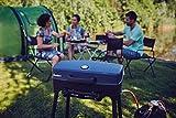 Enders BBQ Camping-Gasgrill EXPLORER, 2090, Funktionen Grillen, Kochen und Backen, 2 Gas Edelstahl-Brenner, kleiner Grill für Balkon, Picknick, Camping - 6