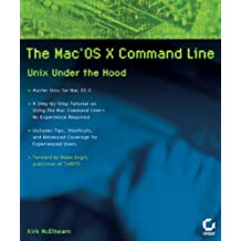 Mac OS X Command Line: Unix Under the Hood