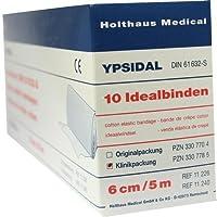 IDEALBINDE Ypsidal 6 cmx5 m Zellgl.+Schacht.o.Kl. 10 St preisvergleich bei billige-tabletten.eu
