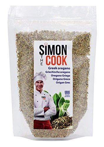 Griechischer Oregano – Unglaublich frisches Aroma und Geschmack – Energiespender – Fettblocker – Antioxidative und antibakterielle Wirkung