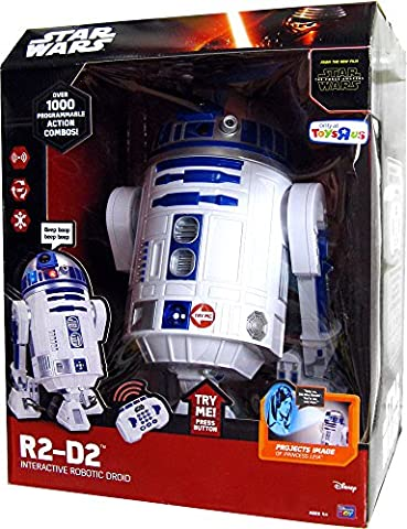 IR ROBOTIC SECONDARY HERO DROID