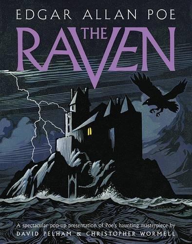 The raven pop-up por Edgar Poe
