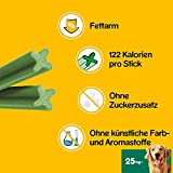 Pedigree DentaStix Fresh Hundesnack für große Hunde (25kg+), Zahnpflege-Snack mit Eukalyptusöl und Grüner Tee-Extrakt, 4 Packungen je 28 Stück (4 x 1,08 kg) - 5