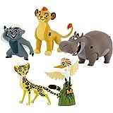Bullyland 13221 Geschenkbox Walt Disney Garde Löwen mit 5 Figuren