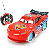 Dickie Spielzeug 203089594 - Disney Cars Ice Racing RC Ultimate Lightning McQueen 1:12