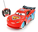 Dickie Toys RC Ice Racing Ultimate Lightning McQueen Car (Multi-Colour)