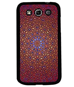 printtech Ethinic Pattern Back Case Cover for Samsung Galaxy Quattro i8552::Samsung Galaxy Quattro Win i8552