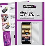 dipos I 4X Schutzfolie klar passend für Meizu Pro 7 Plus Folie Bildschirmschutzfolie (2X Vorder- und 2X Rückseite)