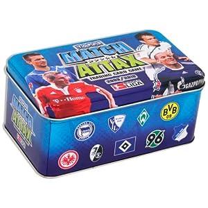 Diverse Match Attax (Collector Tin) Saison 09/10 Importación Alemana