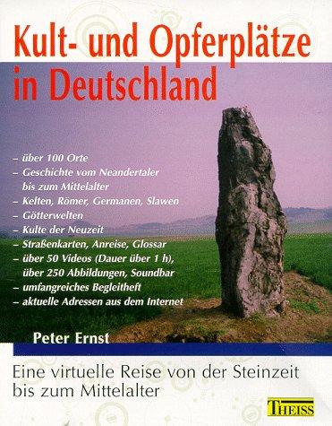 Kult- und Opferplätze in Deutschland, 1 CD-ROMEine virtuelle Reise von der Steinzeit bis zum Mittelalter. Für Windows 3.11/95/98