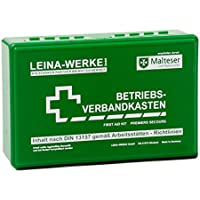 Betriebsverbandkasten klein - schlagfest und bruchsicher - DIN 13157 - grün - mit Wandhalterung preisvergleich bei billige-tabletten.eu