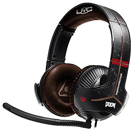 Thrustmaster Y-350X 7.1 Powered DOOM edition - Casque gaming 7.1 pour Xbox One et WINDOWS