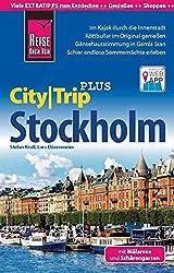 Reise Know-How CityTrip PLUS Stockholm mit Mälarsee und Schärengarten: Reiseführer mit Faltplan und kostenloser Web-App