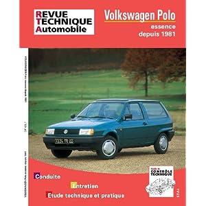 Revue Technique 425.7 Vw Polo et Classic 81-93