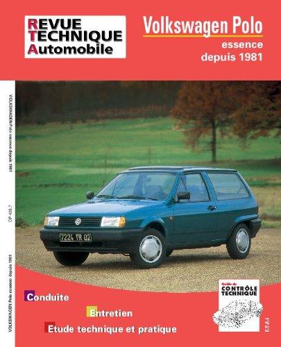 Descargar Libro Rta 425.7 Vw Polo et Classic 81-93 de Etai