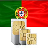 travSIM v-de-portugal-500mb Portugal Daten Sim Karte mit 500MB (30 Tage, Standard/Mini/Micro/Nano)