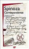 Correspondance par Spinoza