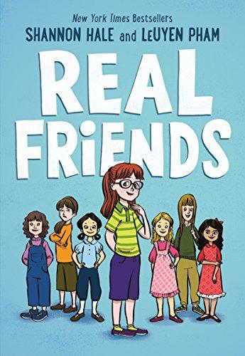 Real Friends por Shannon Hale
