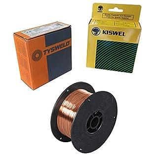 BOBINA FILO ANIMATO Mig-Mag à & # x2DC; 0.8MM (d100mm-0,9kg) for Inverters/Welders No Gas