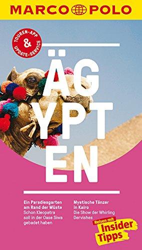 Preisvergleich Produktbild MARCO POLO Reiseführer Ägypten: Reisen mit Insider-Tipps. Inklusive kostenloser Touren-App & Update-Service