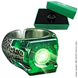 Green Lantern Light-Up Ring (accesorio de disfraz)