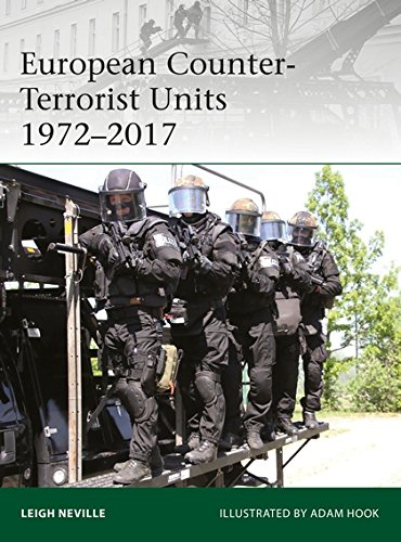 European Counter-Terrorist Units 1972–2017 (Elite) por Leigh Neville