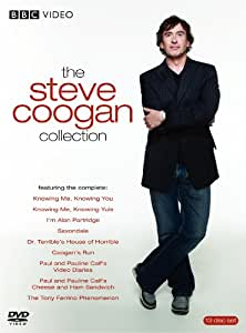 Steve Coogan Collection [DVD] [Region 1] [US Import] [NTSC]