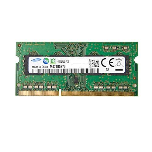 4GB RAM für Laptop, SODIMM, Samsung M471B5173DB0-YK0 PC3-12800S, 1600MHz, DDR3