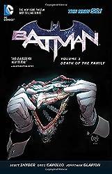 Batman Volume 3: Death of the Family TP (The New 52) (Batman (DC Comics Paperback))