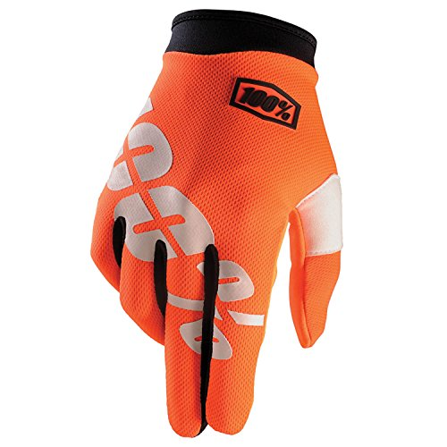 100% Prozent iTrack Kinder Handschuhe Clarino MTB