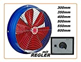 Best ventiladores industriales - 550 mm La Industria Ventilador Axial con 5 Review