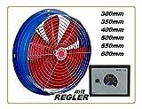 Best ventiladores industriales - 400mm La Industria Ventilador Axial con 10A Regulador Review