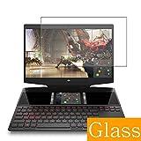 VacFun HD Clair Protection d'écran en Verre Trempé pour HP Omen X 2S Series 15.6