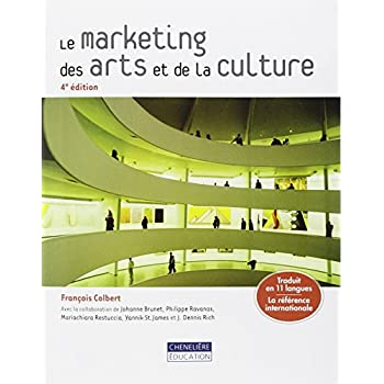 Le marketing des arts et de la culture