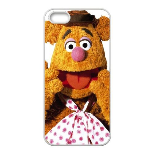 The Muppets Fozzy Bear Iphone 4 4S Cell Phone Case White 11B198904